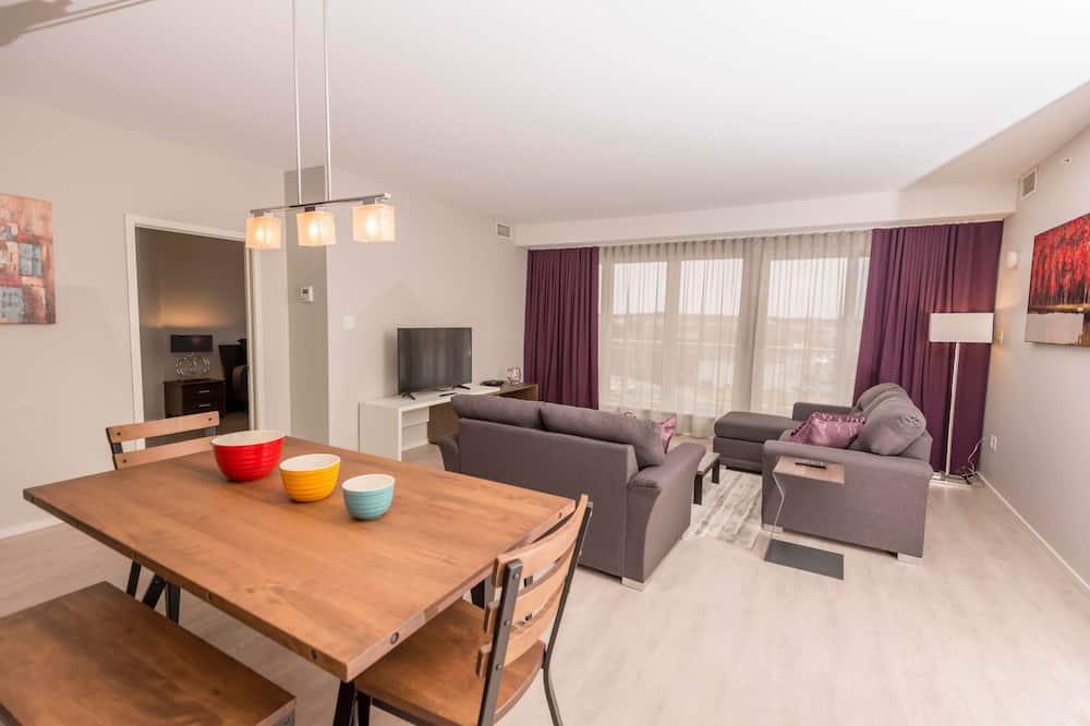 Apartament rodzinny, 2 sypialnie, dla niepalących (Multiple Beds) - Powierzchnia mieszkalna