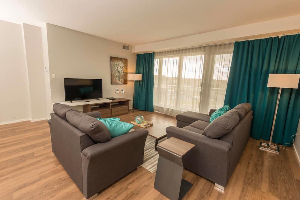 Apartament standardowy, 2 sypialnie, dla niepalących (Multiple Beds) - Powierzchnia mieszkalna
