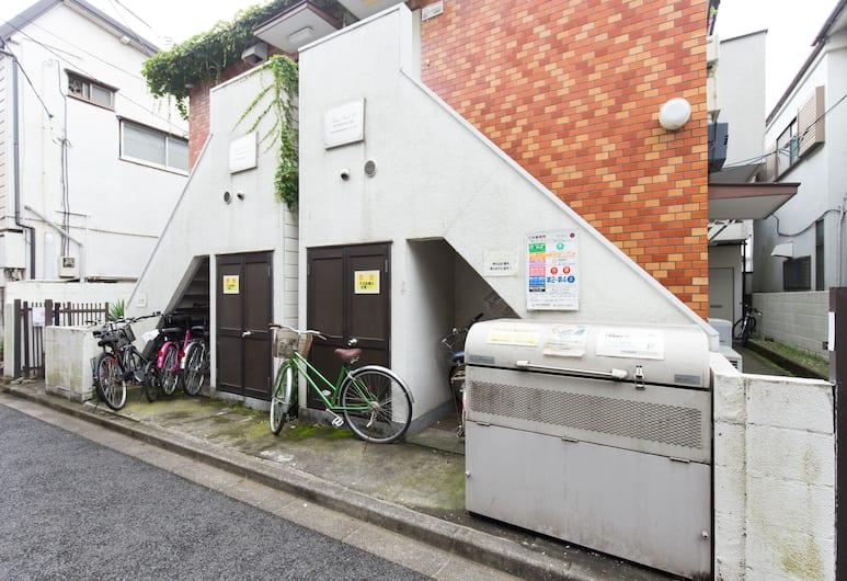 Royal Palace A, Tokyo, Exterior
