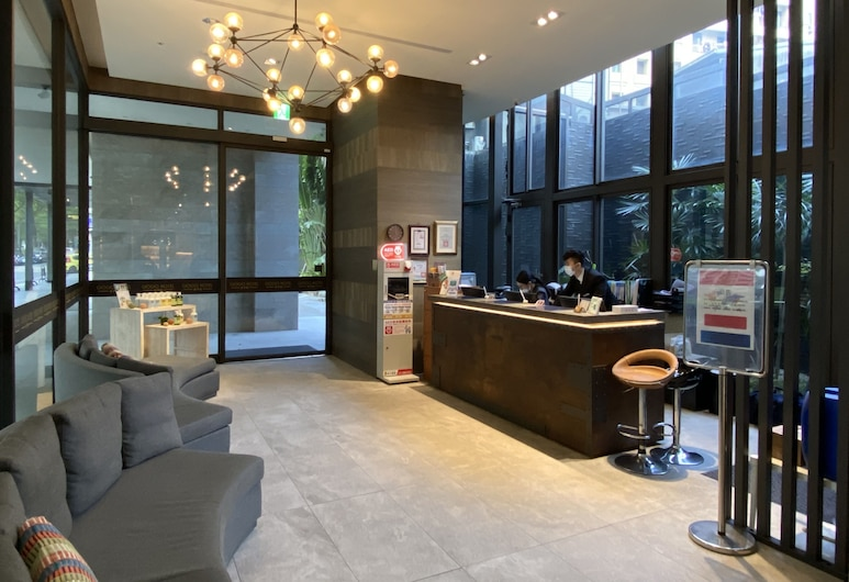 Icasa By GoGo Hotel, Taichung, Lobby