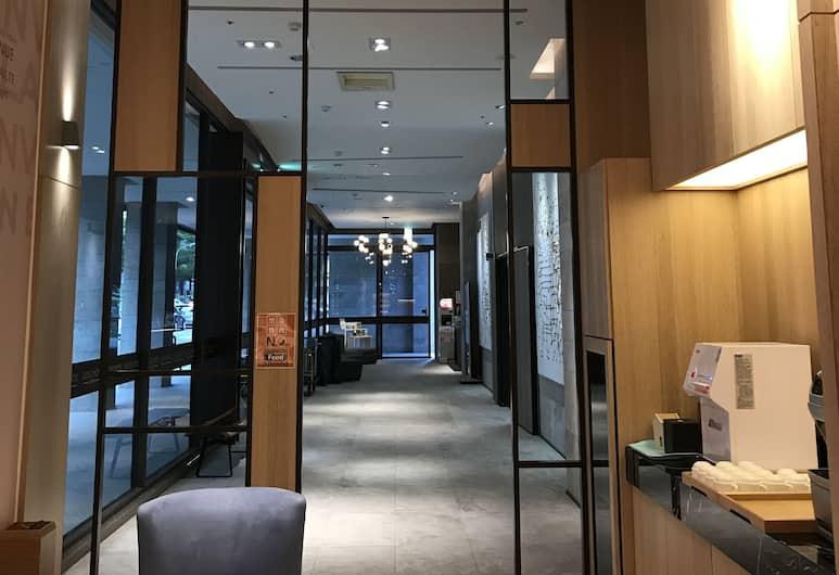 Icasa By GoGo Hotel, Taichung, Lobby társalgó