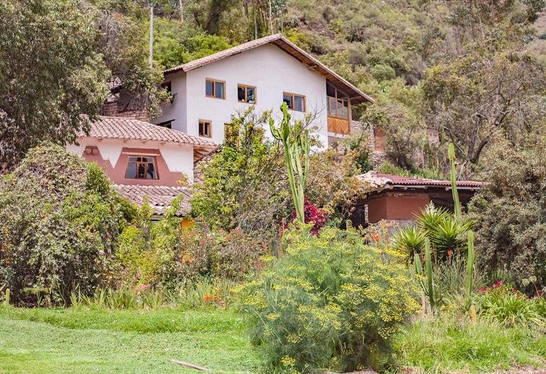 Eco Lodge Ccatan, Urubamba, Hotelli territoorium