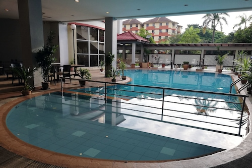 莎阿南棕櫚飯店
