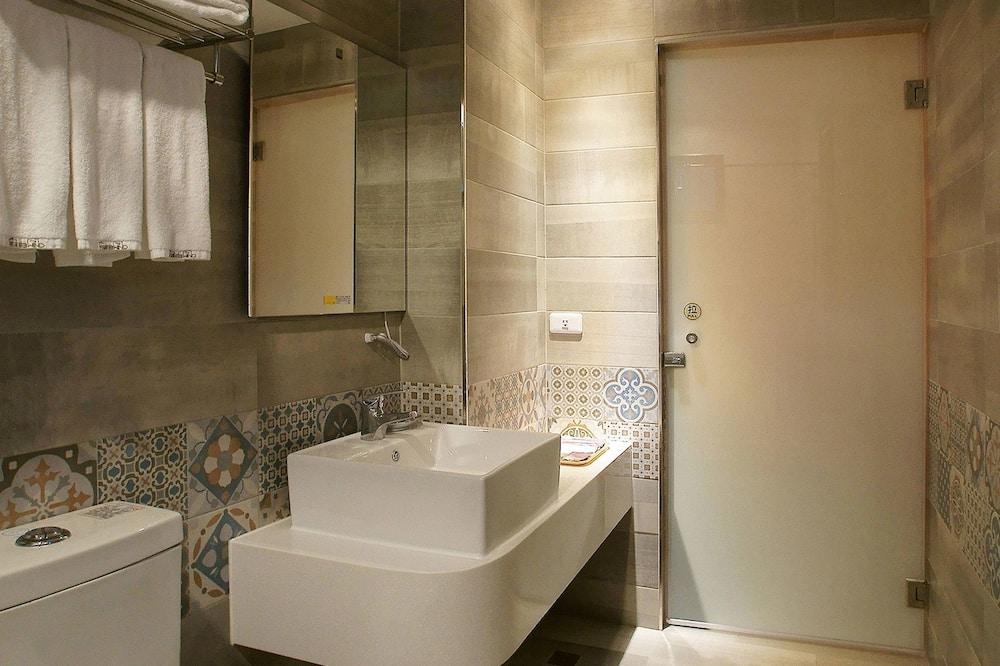 經典雙人房, 1 張特大雙人床, 非吸煙房 - 浴室