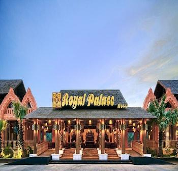 Selline näeb välja Royal Palace Hotel, Nyaung-u