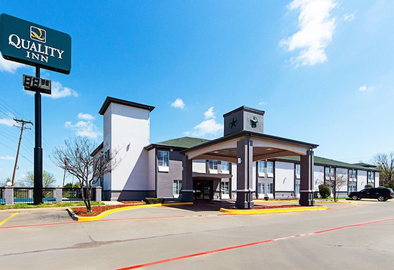 Quality Inn Greenville I-30, Greenville