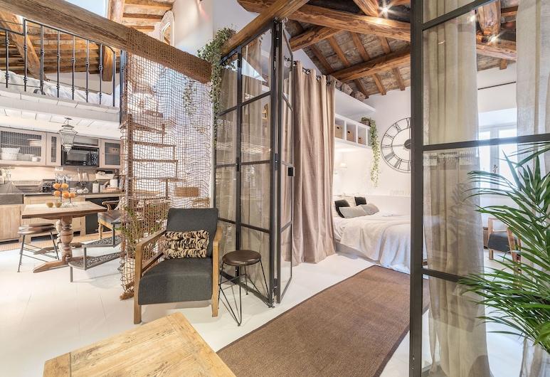 Navona Luxury & Charming Apartment, Rome, Apartment, 2 Bedrooms, Room