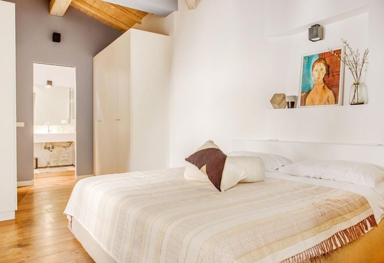 Via della Scala Apartment, Rím, Apartmán, 2 spálne, Izba