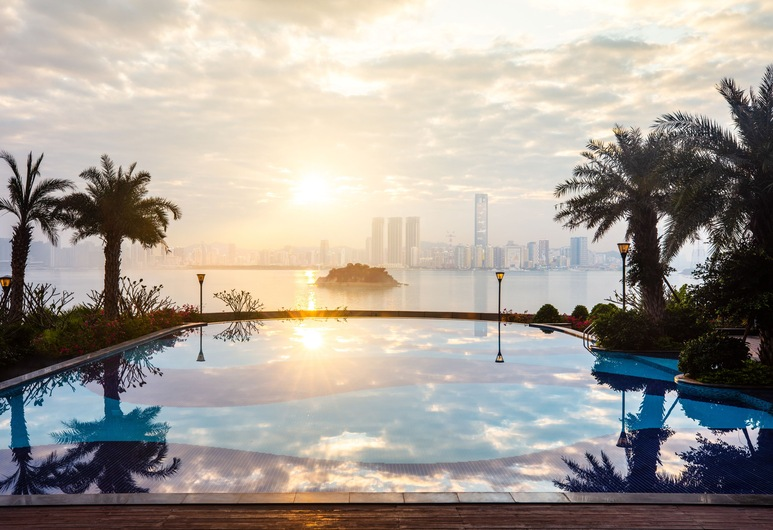 Courtyard by Marriott Xiamen Haicang, Xiamen, Outdoor Pool
