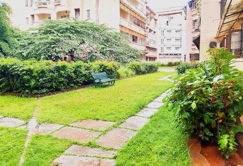 SmartStay Service Apartment, Bengaluru, Trädgård
