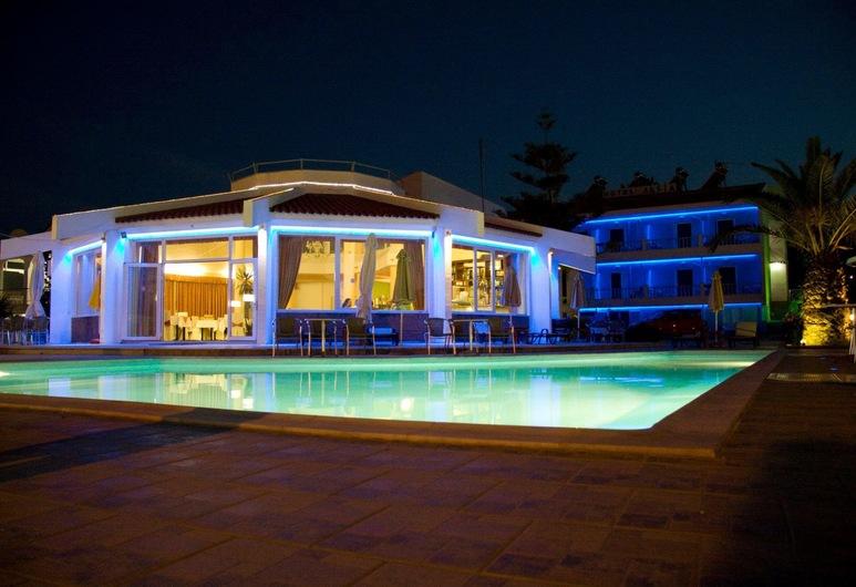 Lasia Hotel, Lesvos, Outdoor Pool