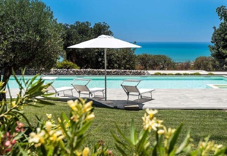 佛得島 - 格爾西飯店, 希克利, 室外游泳池