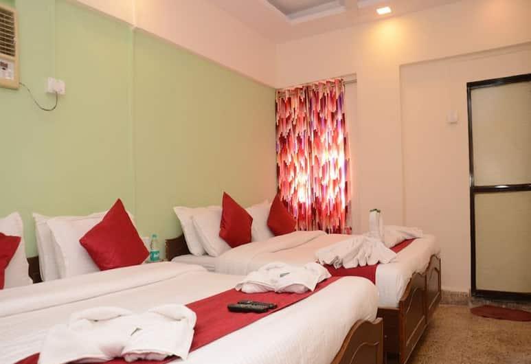 Anil Guest House, Mumbai, Familien-Suite, Nichtraucher, Zimmer
