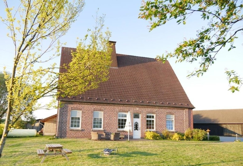 Landhaus Holthausen, Werne, Jardim