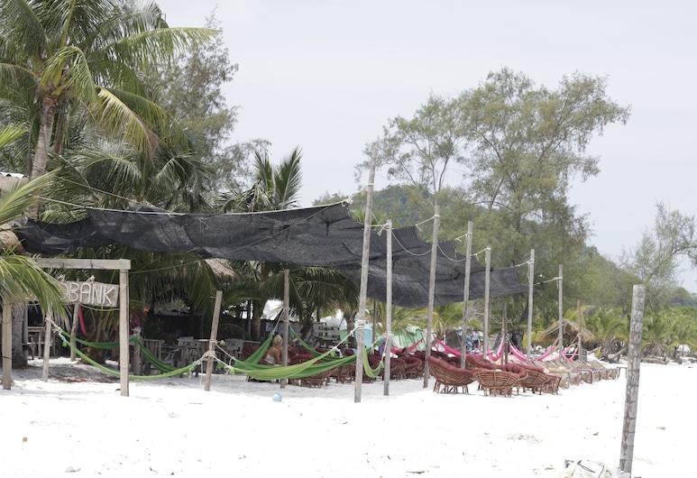 Sandbank Restaurant & Camping Koh Rong, Κοχ Ρονγκ, Εξωτερικός χώρος