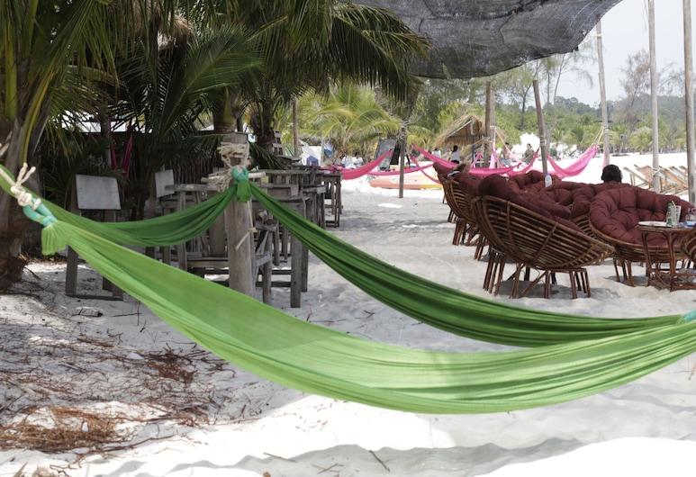 Sandbank Restaurant & Camping Koh Rong, Koh Rong, Interior Entrance
