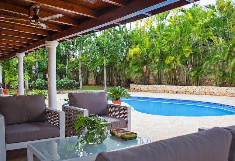 Villa Alondra by Casa de Campo Resort & Villas, La Romana, Välibassein