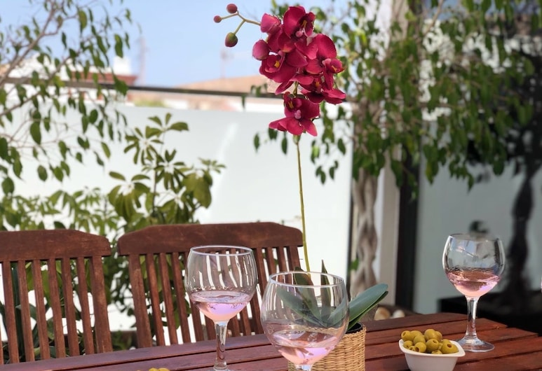 Luxurious Apartment In The Best Town, Teguise, Terase/iekšējais pagalms