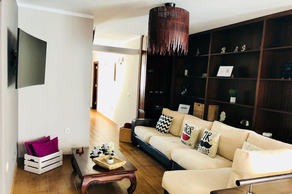 Exclusief appartement - Woonkamer