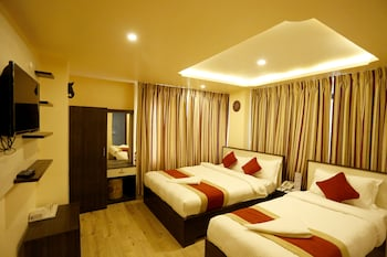 Bild vom Hotel Readers Inn Pvt.Ltd in Katmandu