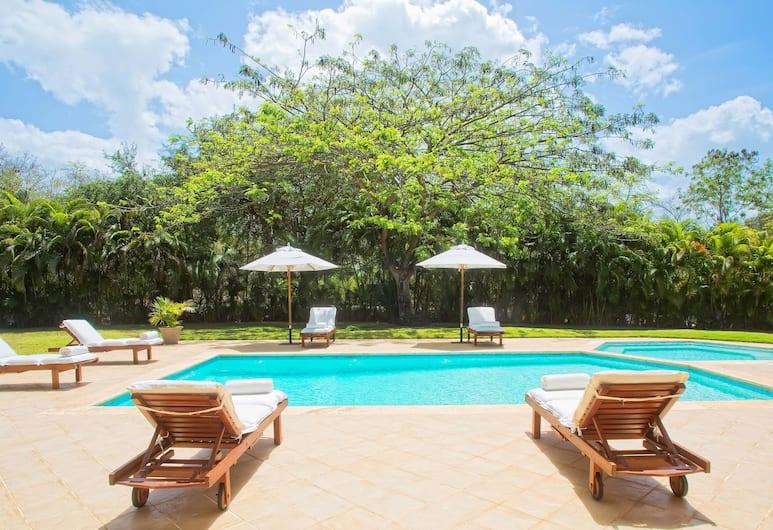 Villas Los Pinos by Casa de Campo Resort & Villas, Ла-Романа, Открытый бассейн