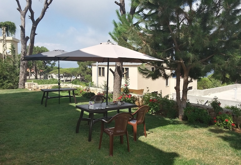 Honey Guesthouse, Jezzine, Garten