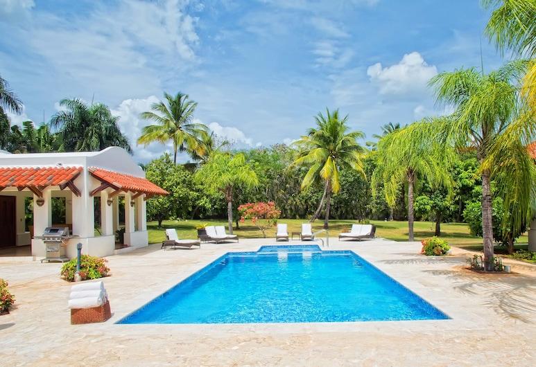 Villa Estrella by Casa de Campo Resort & Villas, La Romana, Außenpool