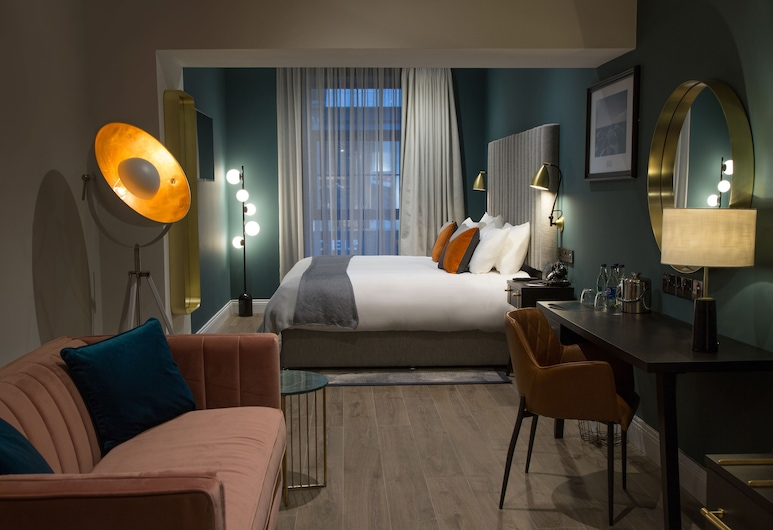 The Bedford Townhouse & Café , Limerick, Suite, 1 King Bed, Accessible, Guest Room