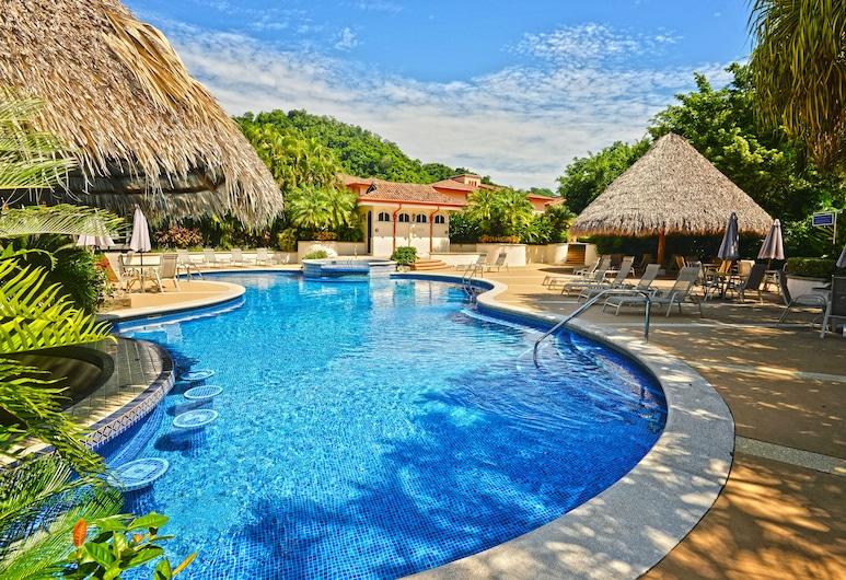 Los Suenos Resort Colina 14C, Jaco, Bazén