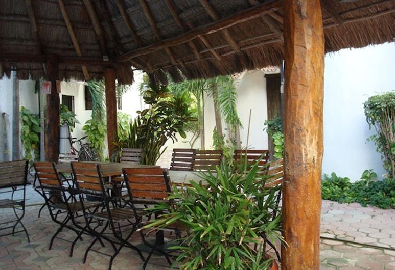 Las Brisas A201 by PRP, Playa del Carmen, Terrace/Patio