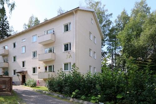 寧靜街區兩房公寓飯店/