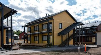 Kuva Studio Apartment in Vantaa, Gammelkullantanhua 2-hotellista kohteessa Vantaa
