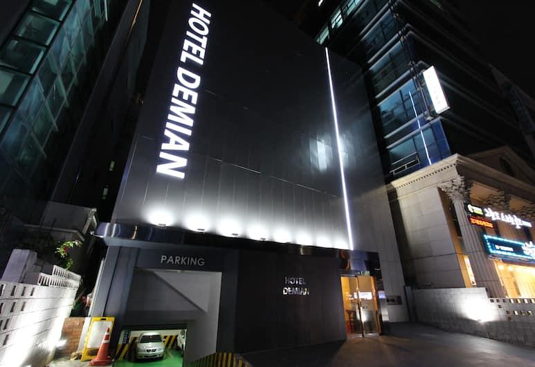 DEMIAN HOTEL, Seoul, Exteriör