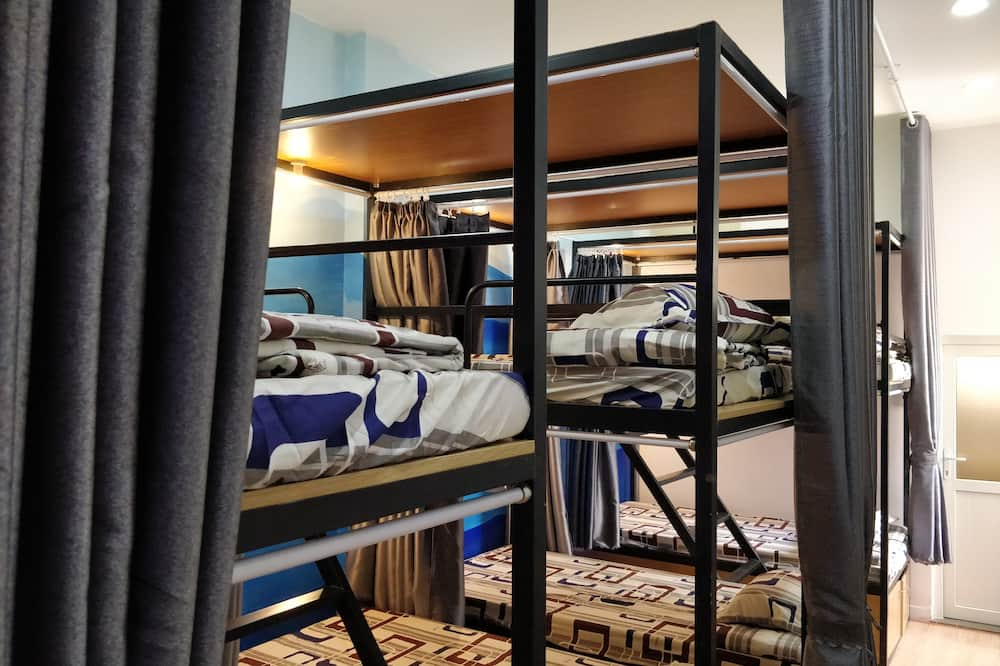Svefnskáli - svefnsalur fyrir bæði kyn (Bed in 8-bed) - Aðalmynd