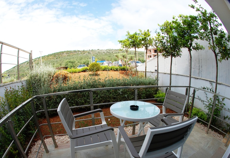 海洋飯店, 卡薩米爾, 陽台