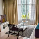 Presidential Apartment, 3 Bedrooms, Accessible - Living Area