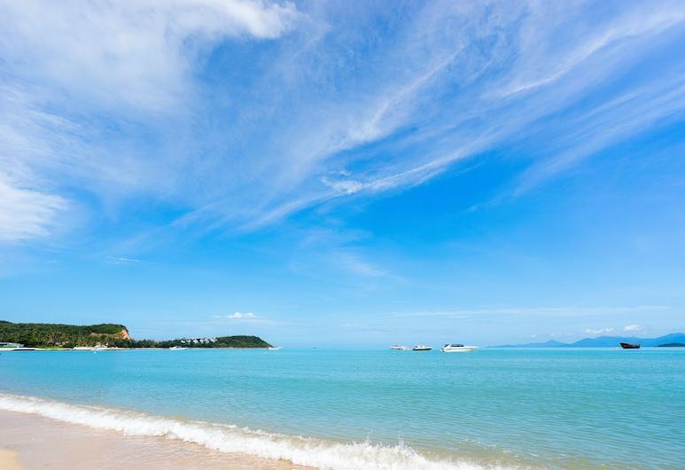 Ban Mok Talay Beachfront Villa, Ko Samui, Plage