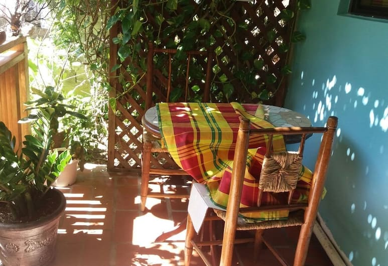 Cocoa  Pod Studio, Soufriere, Studio – standard, 1 queensize-seng, ikke-røyk, Balkong