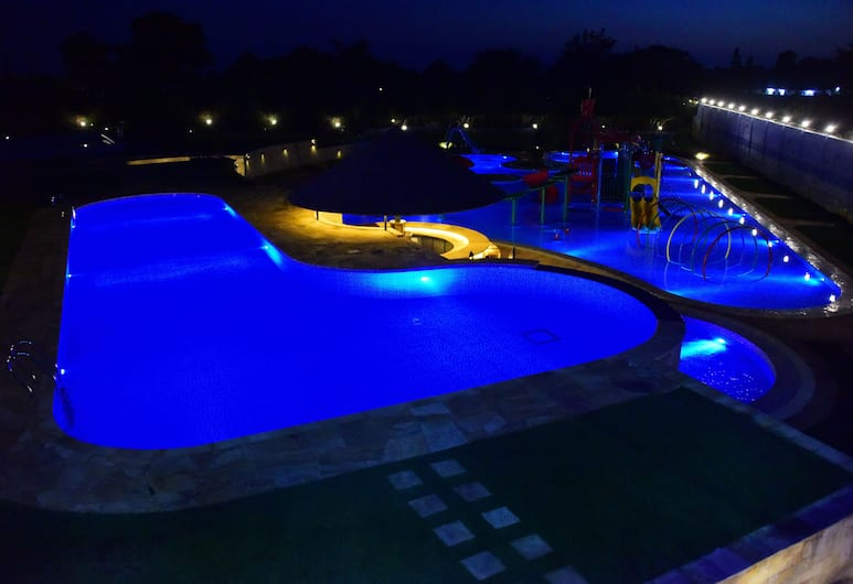 Fun Retreat Resort, Aruša, Vandens parkas