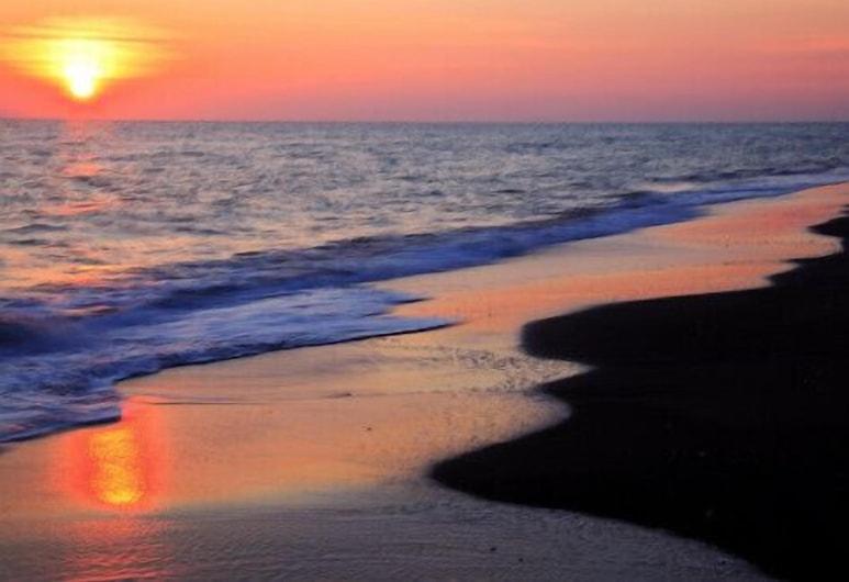 August und September Special! Casa Bella Chica! Direkt am Strand, das Meer von Cortez, Los Barriles, Strand