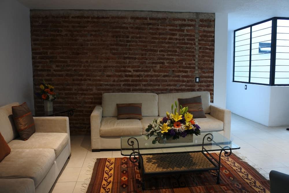 Apartament typu Executive - Miejsce do wypoczynku