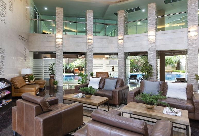 더 텝 아파트호텔, 방콕, 로비 좌석 공간