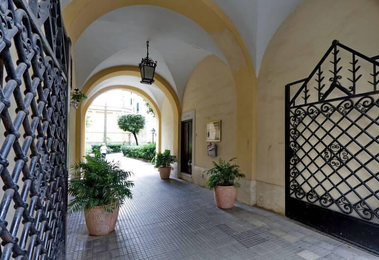 Victory Rooms, Roma, Facciata hotel