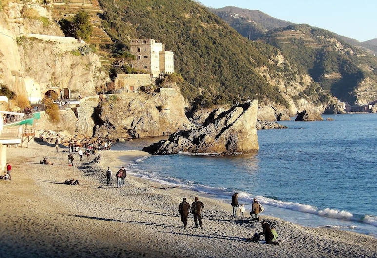 ليتشي دي سوفيوري, مونتيروسو الماري, الشاطئ