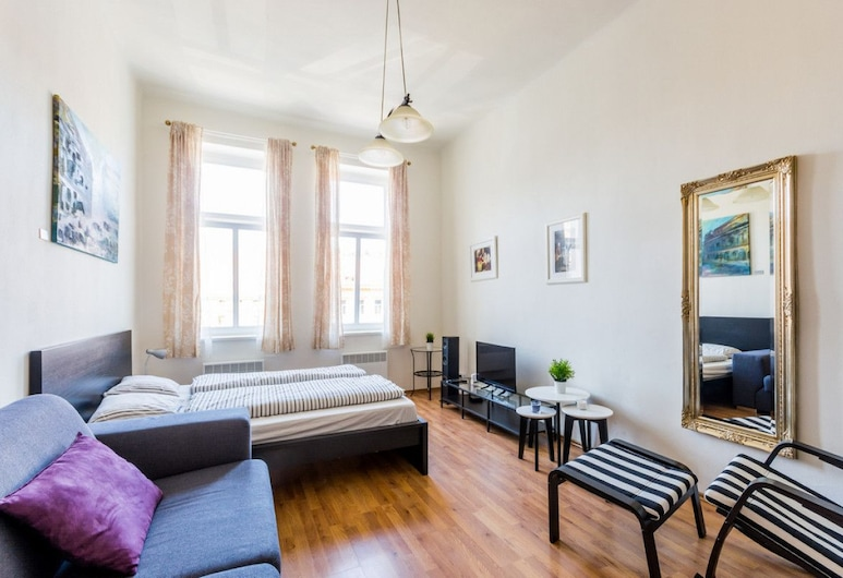 All4you Apartments, Prague, All4you Apartments 4, Room