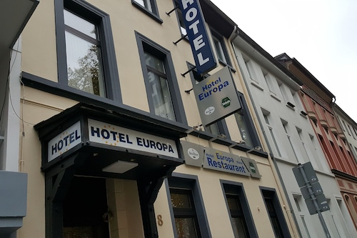歐洲酒店/