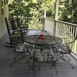 Ferienhütte, 2Schlafzimmer - Balkon