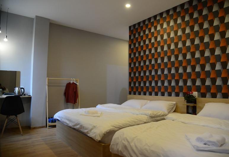 VyL House, Ðà Lat, Luxury-Doppel- oder -Zweibettzimmer, 2Queen-Betten, Zimmer
