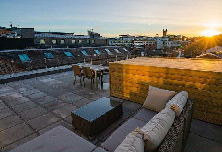 Seel Street Hotel by EPIC, Liverpool, WOW! Suite, Terrace/Patio