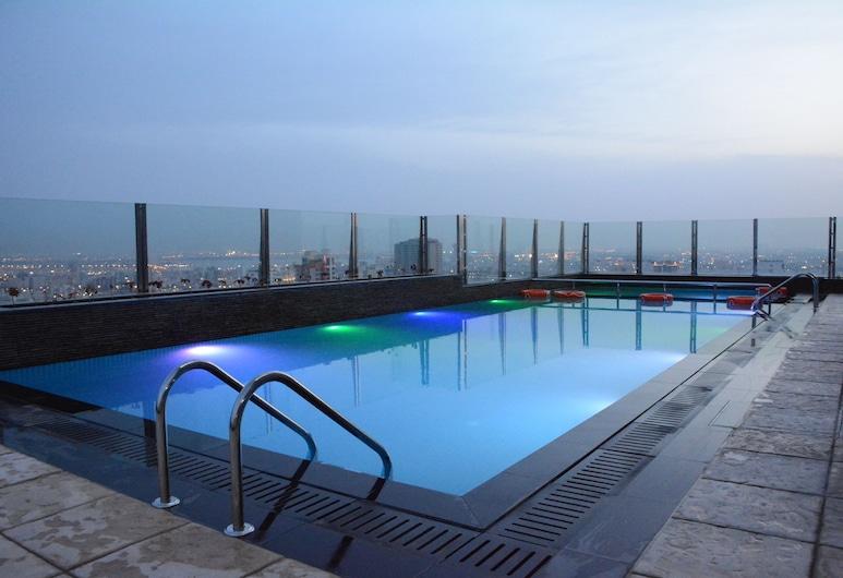 Juffair Avenue Suites, Manama, Udendørs pool